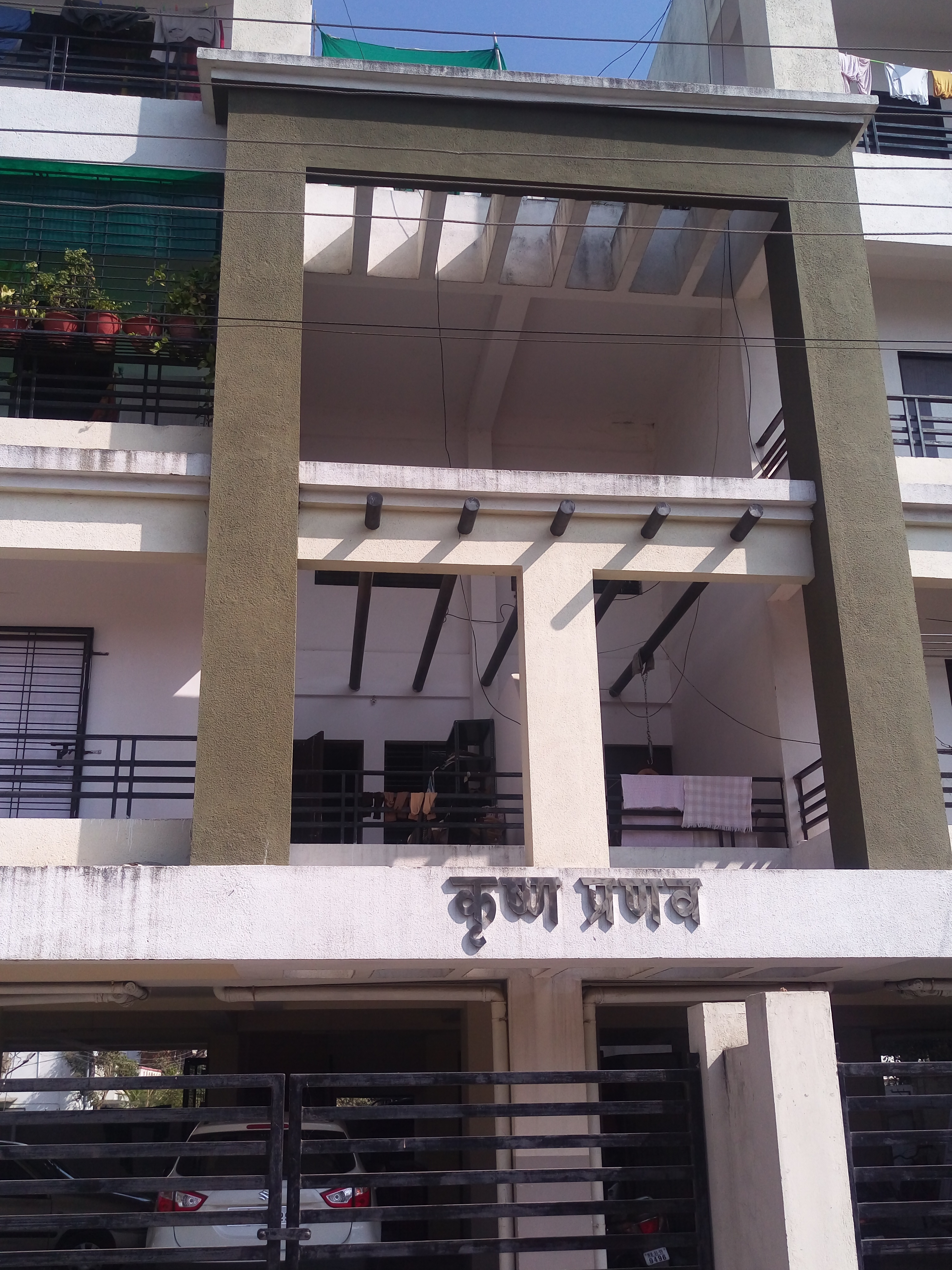 3 bhk flat for rent in it park