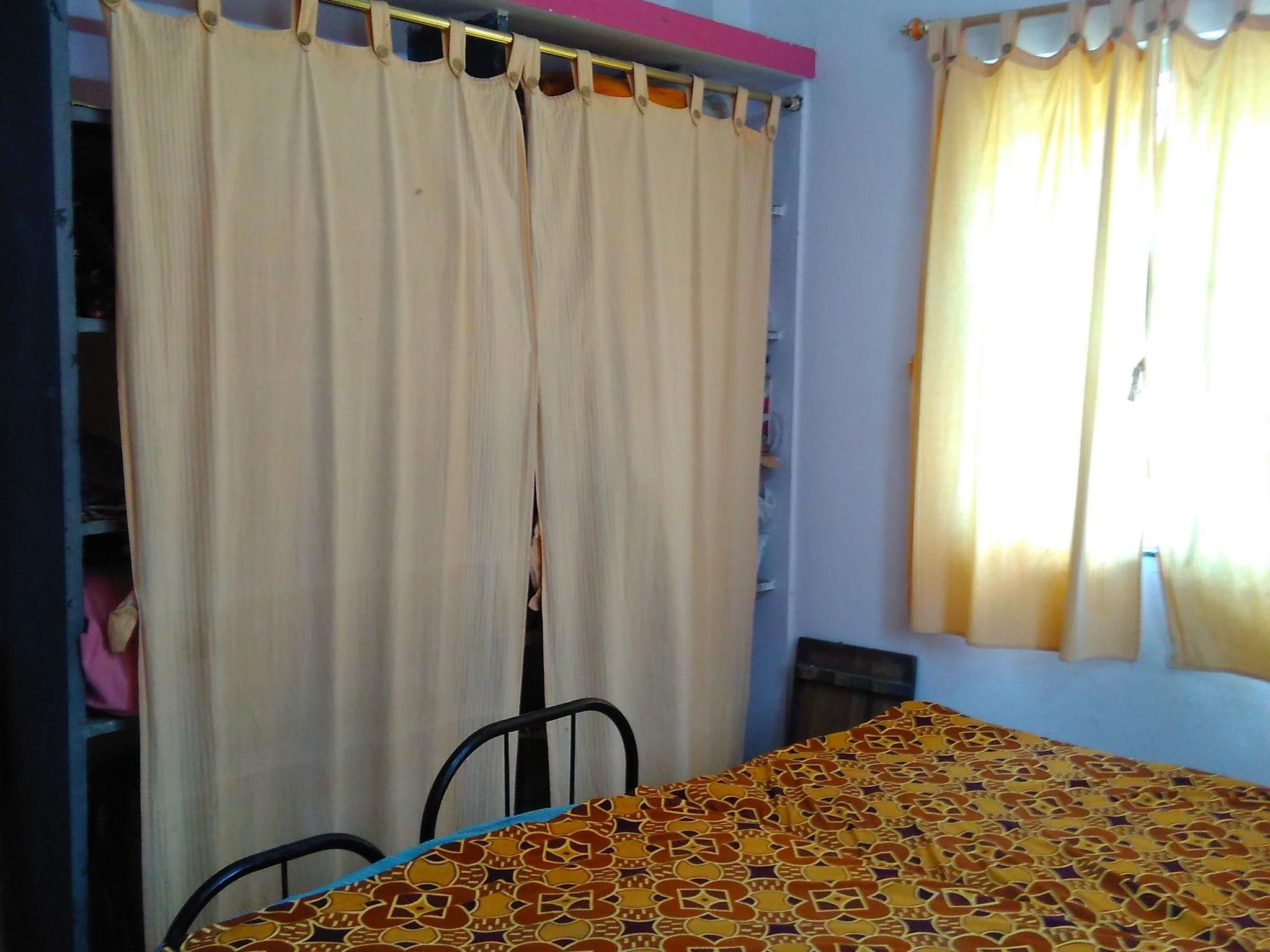 On 1st floor 1bhk posh flat for rent 12000 at dhantoli
