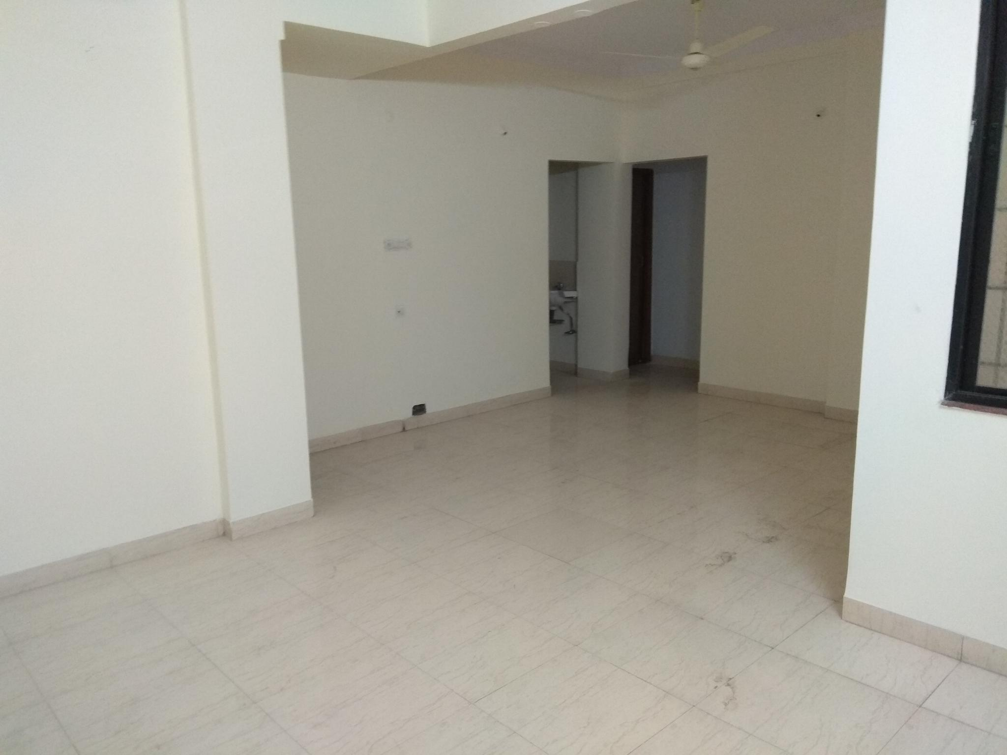 with wardrobe,2bed, fridge 2bhk posh flat for rent 13000 at khamla