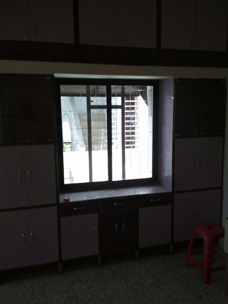 with open terrace 1bhk on 1st floor house for rent 10500 a
