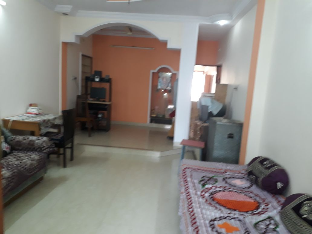 1bhk on 2nd floor posh flat for rent 7500 at narendra nagar.