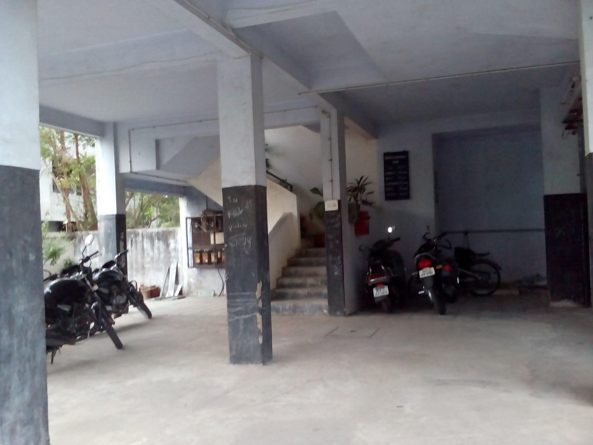 with open terrace 2bhk independent flat for rent 10000 at nelco society…….