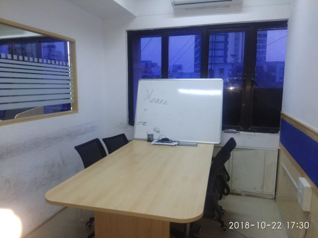 full furnished 2400 sqft. office space available for rent  at ramdaspeth