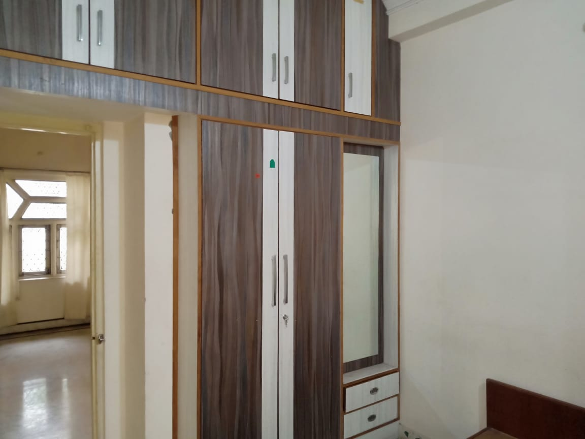 2bhk ground floor apartment for rent at trimurti nagar