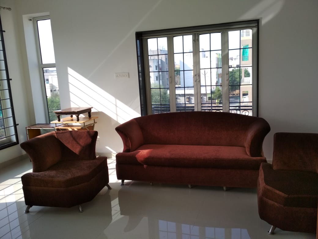 2bhk Furnished Apartment Available For Rent In Somalwada