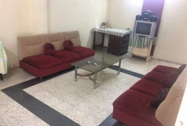 2bhk fully furnished ground floor apartment available for rent at chatrapati square