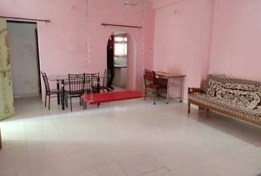 1bhk fully furnished flat for rent in telecome nagar