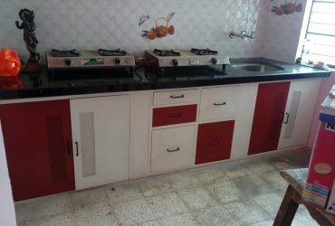 3bhk flat available for rent at  khamla