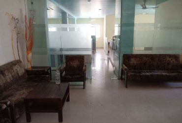 Newly constructed  office  space available for rent at Abhyankar nagar