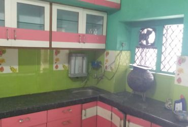 2bhk flat  available for office used at bardi main market