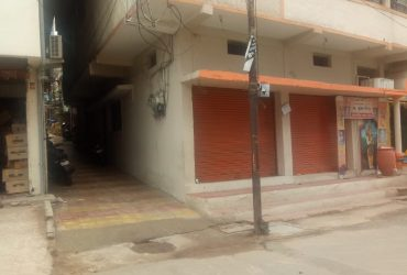 Road touch ground floor shop for rent in hingna t point