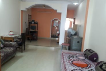 2bhk house available on 1st floor at bhange lawn, trimurti nagar