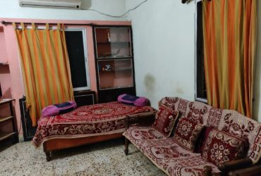1bhk furnished  apartment available for rent  Ram nagar