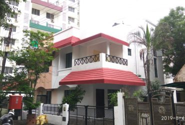 Independent bunglow available for rent in trimurti nagar