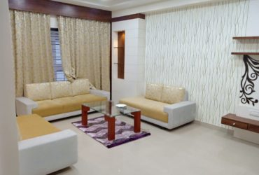 Excellent 3bhk apartment  with fully furnished at wardha road, near centre point hotel