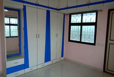 2bhk semifurnished  on 1st floor available for rent at Indraprashtha nagar