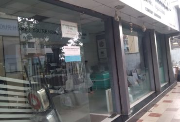 800sqft. ground floor shop available  for rent at hingna  t point, ambazari road.