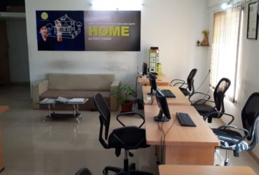 800sqft.furnished office available for rent at Sadar
