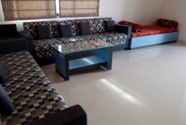 luxurious 1bhk fully furnished with 2Ac ,flat on rent at sonegaon