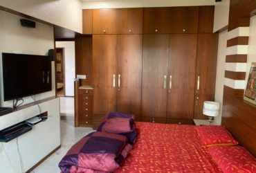 Well furnished 3bhk apartment  for rent  in prime location in ramdaspeth