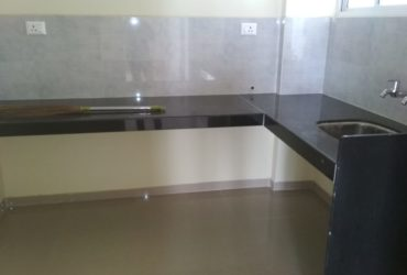 New construction ,Semi furnished 2 BHK apartment with 2 bathrooms in Manish Nagar,