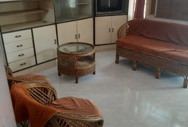 fully furnished 1bhk on 1st floor for rent in subhash nagar