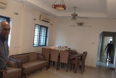 Spacious & furnished 3bhk on cement road shivaji nagar