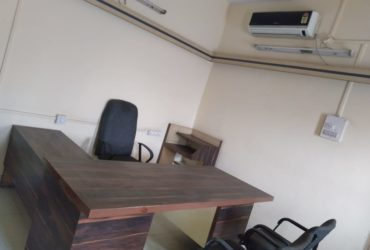 fully furnished office 500sqft. space for rent with Ac, at khamla