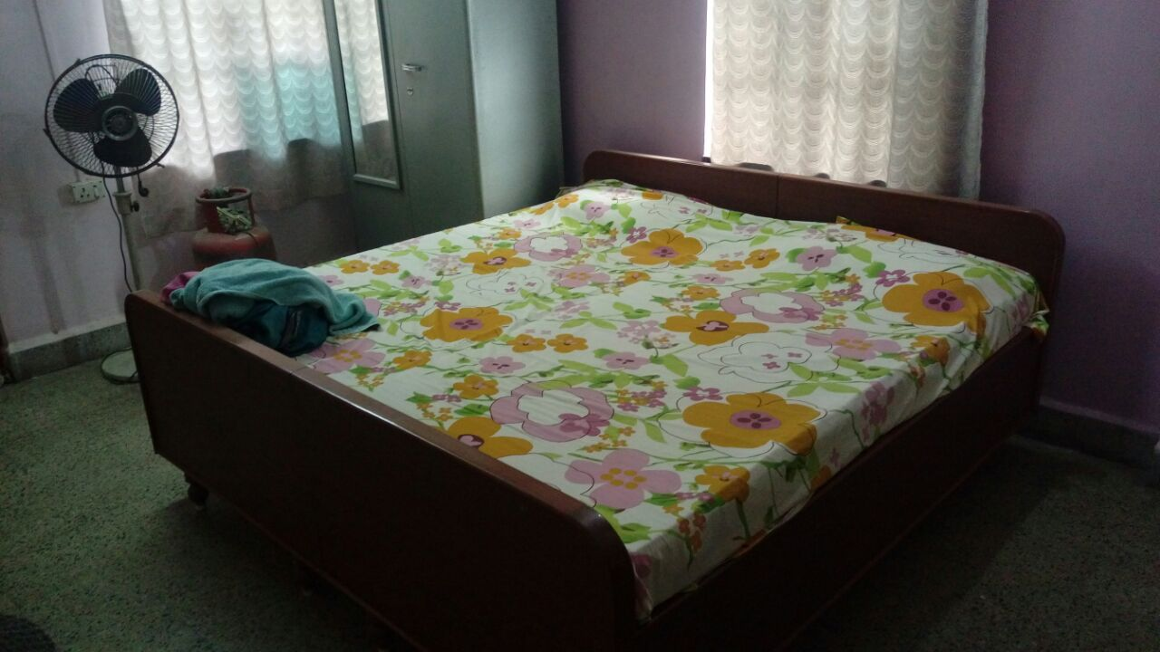 2bhk posh flat for rent 12000 for family/working batchlers at ram nagar
