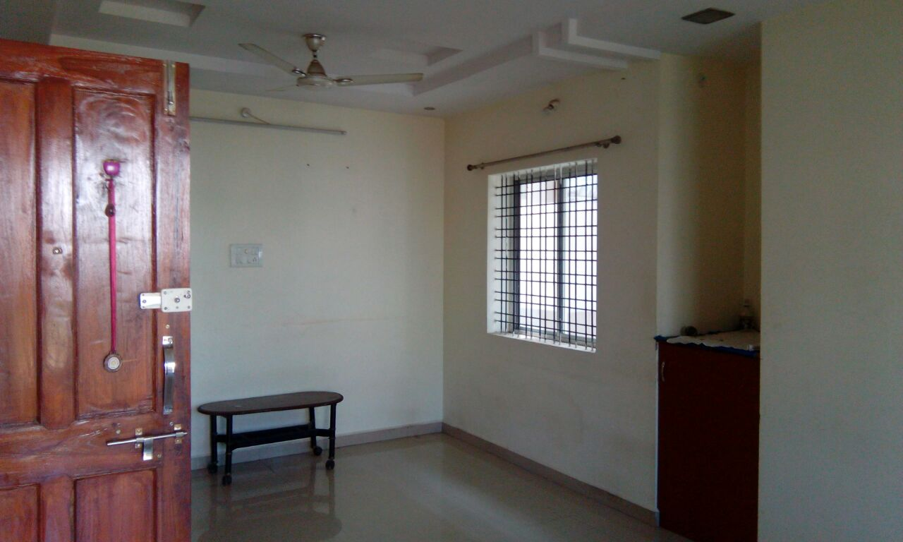 On 1st floor 3bhk with wardrobe in every room, modular kitchen ,