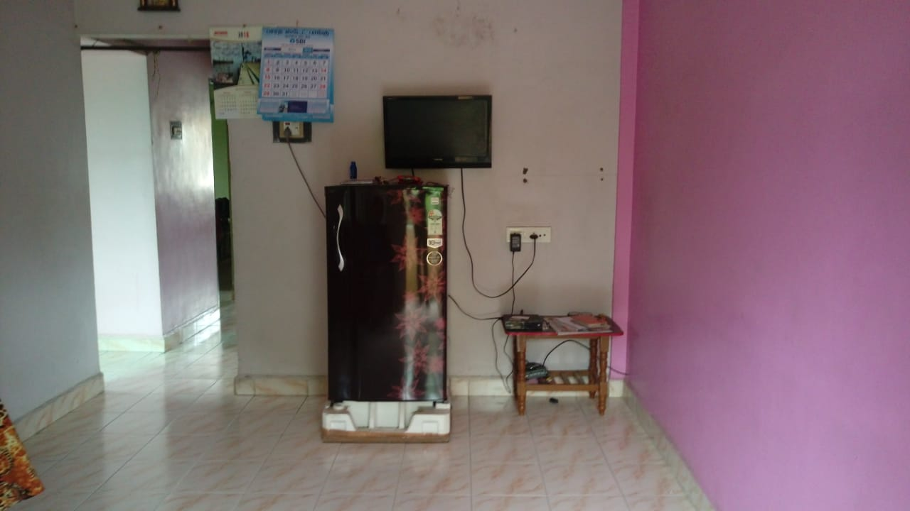 1bhk full furnished rent 11000 in chatrapati square