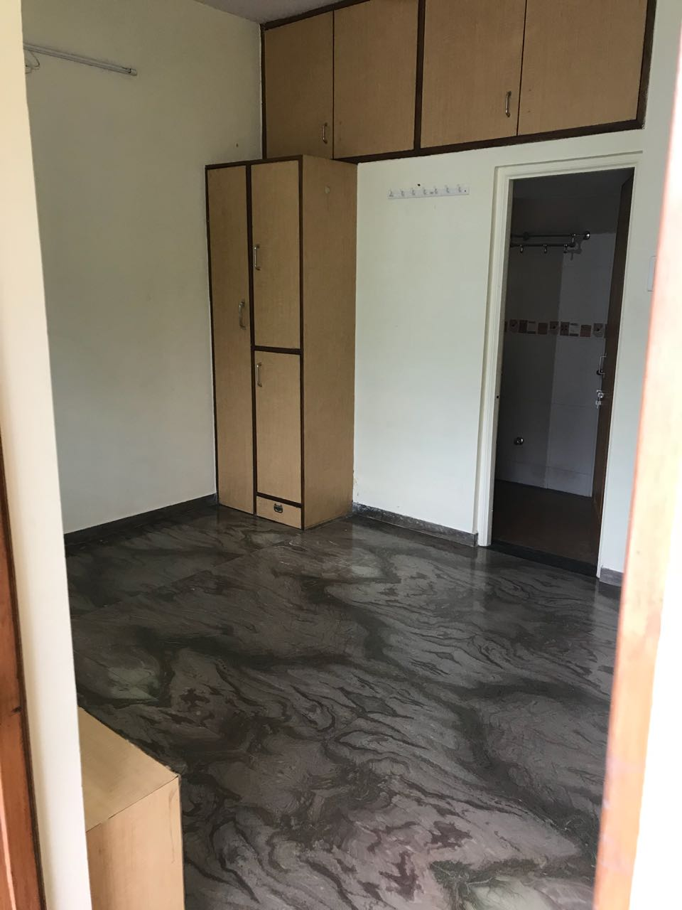 2bhk semifurnished duplex for rent 14000 in nelco society