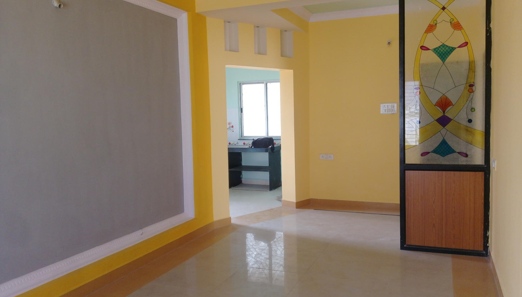 New 4bhk independent bunglow available for rent 25000 for rent at manish nagar