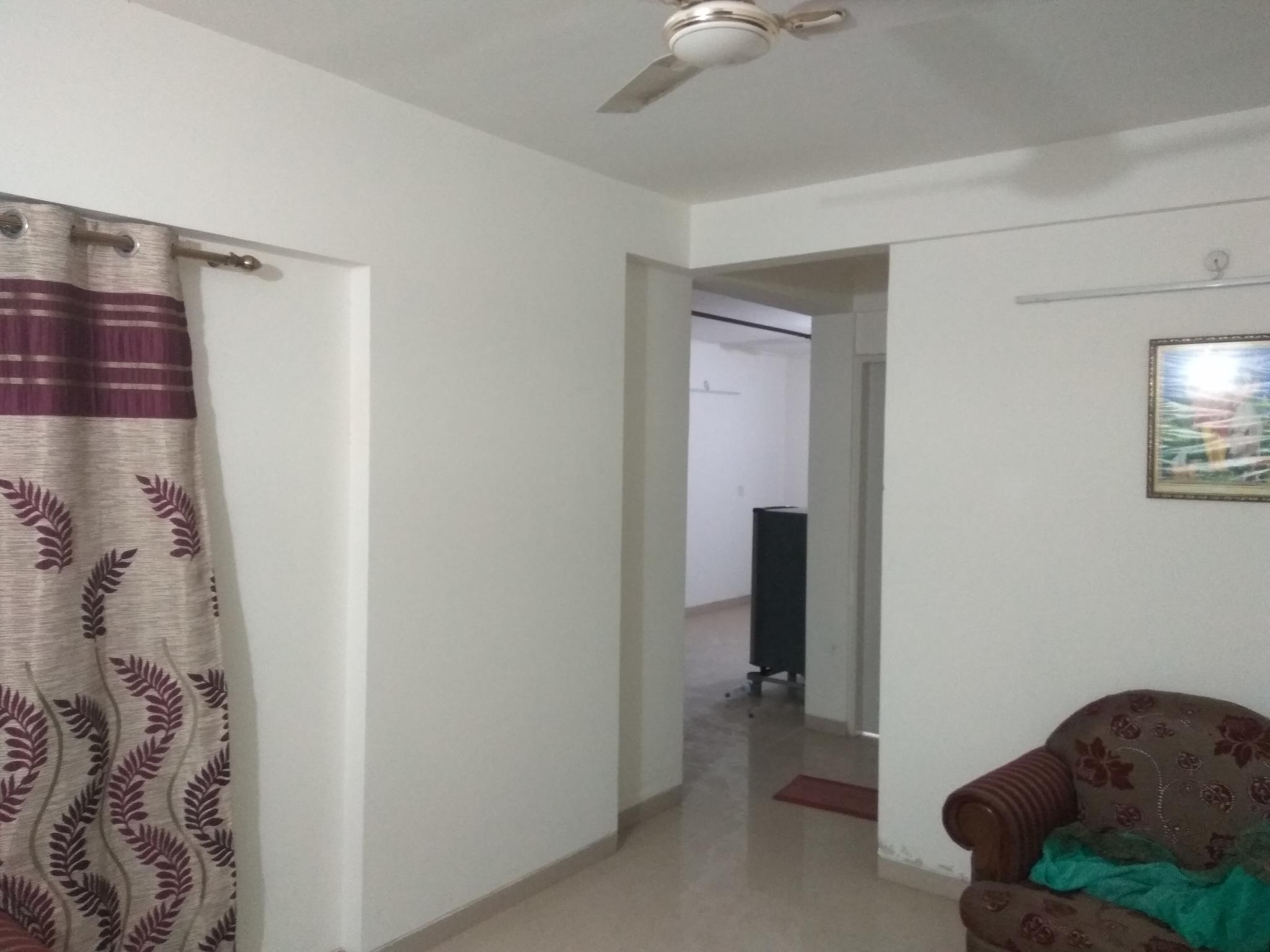 with swimming pool, gym, well maintained 2bhk posh flat for rent 17000 at Rachana Meghsparsh, swavlambi nagar