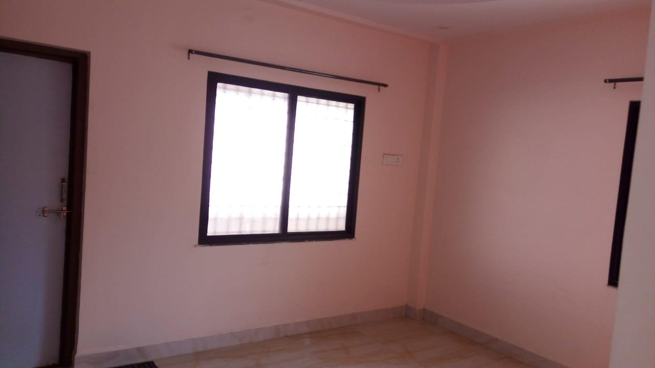 2 bhk apartment available in 1st floor, at  bhau saheb surve nagar near nit ground,