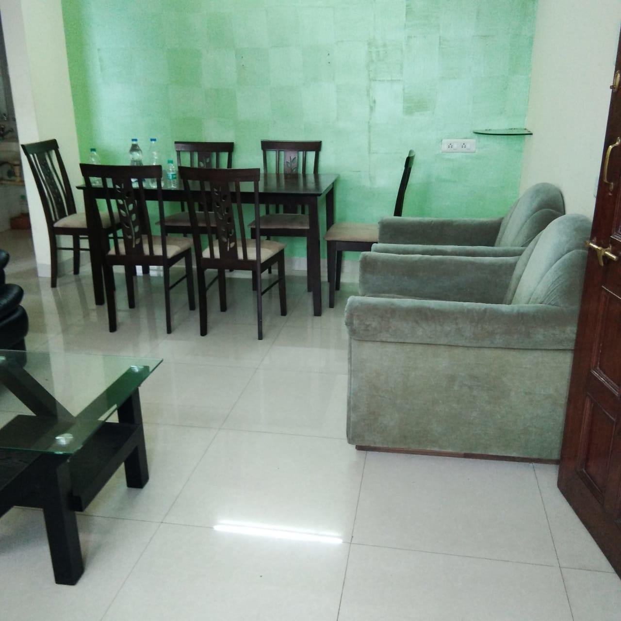4 bhk house for  rent in manish nagara