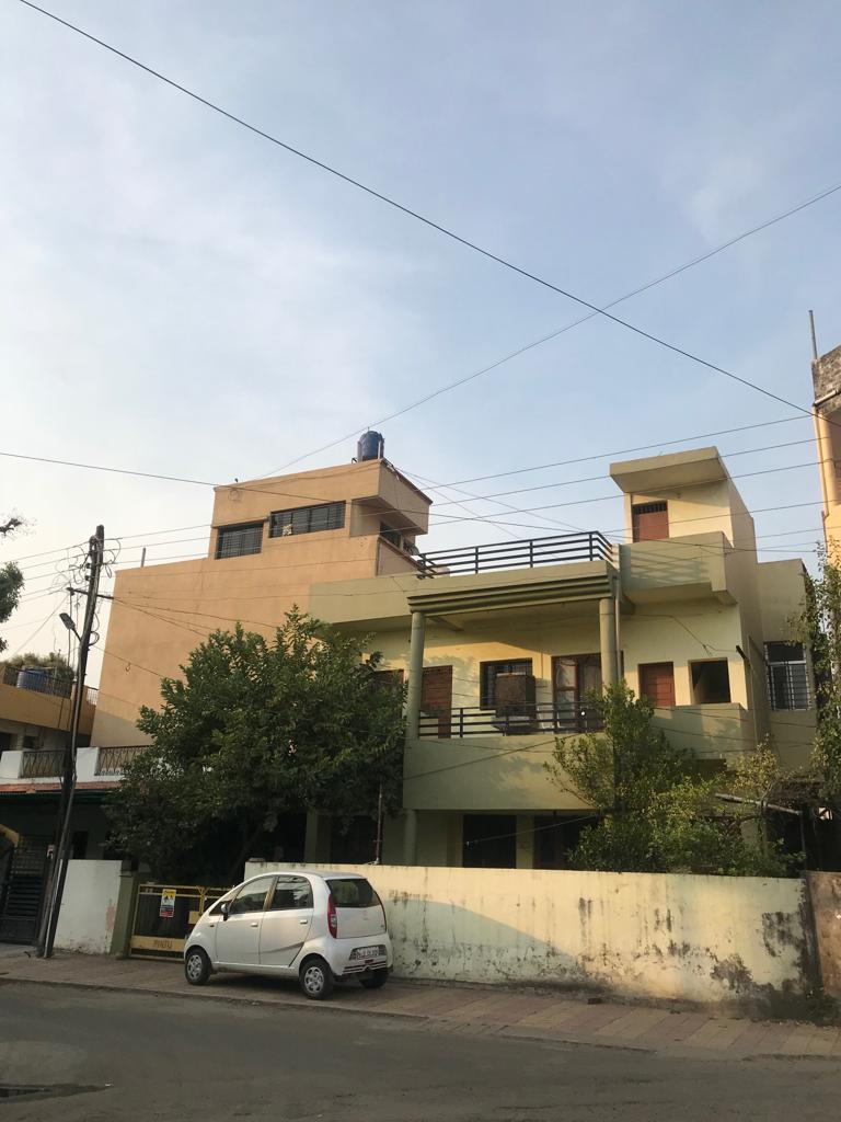 2bhk independent house for rent at trimurti nagar