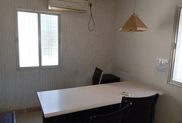 with Ac and furniture 1700sqft. office space available for rent in shradhanandpeth
