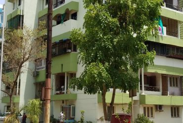 ground floor 2bhk apartment for rent at swavlambi nagar