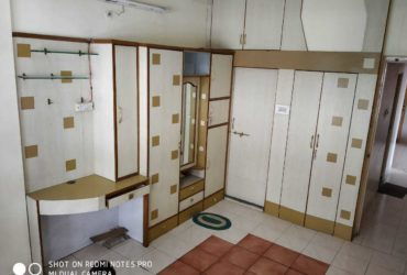 2bhk semifurnished posh apartment available for rent at medicle colony