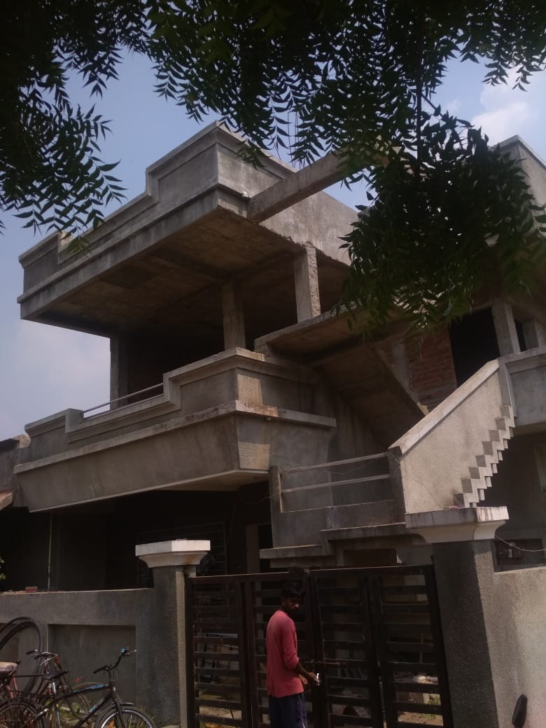 Newly constructed 4bhk Independent bunglow on sale at Jaitala