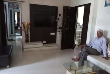 This well designed 2 Bedroom Apartment with fully furnished is situated  at surendra nagar