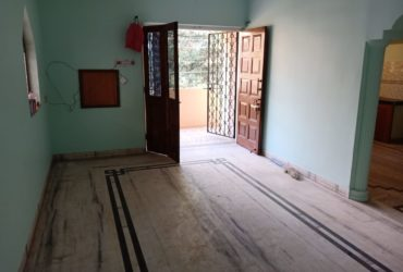 2.5bhk specious independent semifurnished house on 1st floor available on rent