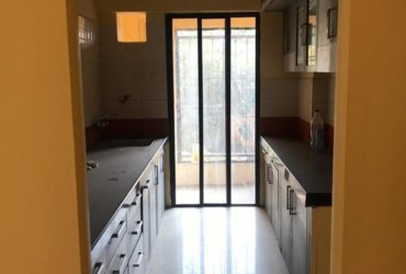 An excellent 2 bhk residential apartment for rent in Ajni, Nagpur.
