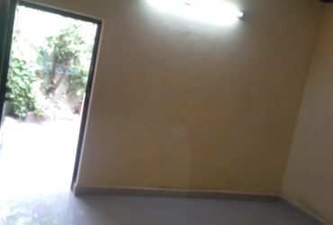 Independent 1bhk house/villa on the ground floor. It is available at bhende layout ,swawlambi