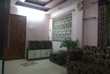 spacious and thoughtfully designed 1BHK fully furnished fl for rent in manish nagar