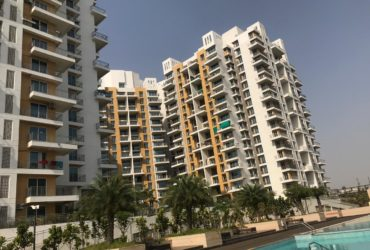A very good 2.5bhk flat for rent in Tata Capitol Heights, Medical Square, Nagpur.