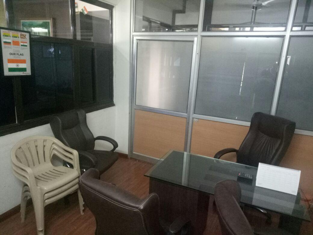 Space available ideal for use as a coaching center & office used.Fully furnished,at sadar