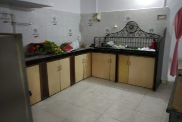 ground floor 2bhk semifurnished flat for rent at ajni near FCI Godawn, wardha road