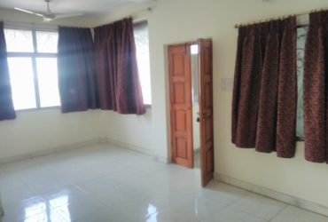 3bhk semifurnished flat with attached 3bathrooms  available at Byramji town